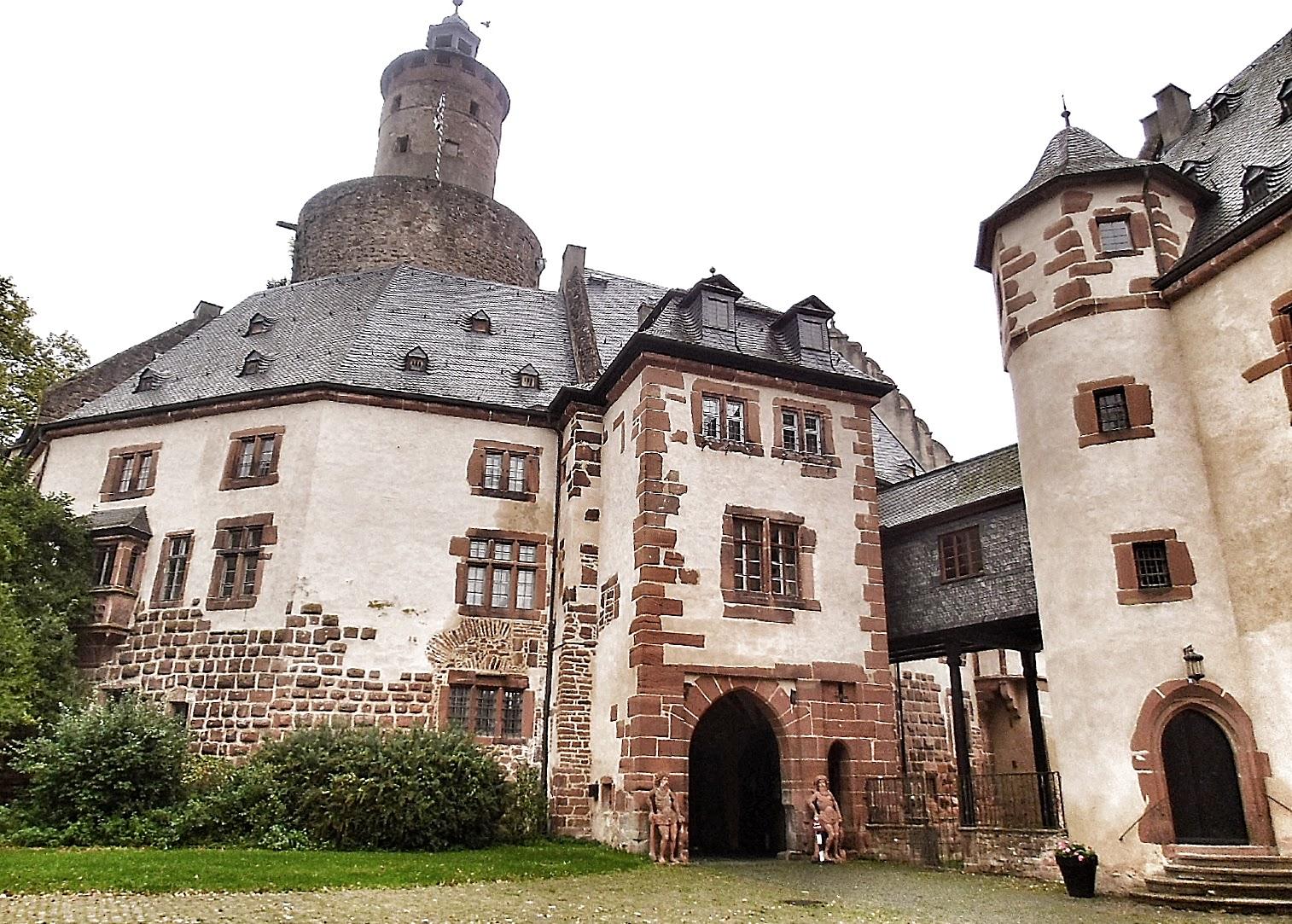 Schloss Büdingen | In den Gemächern der Fürstenfamilie