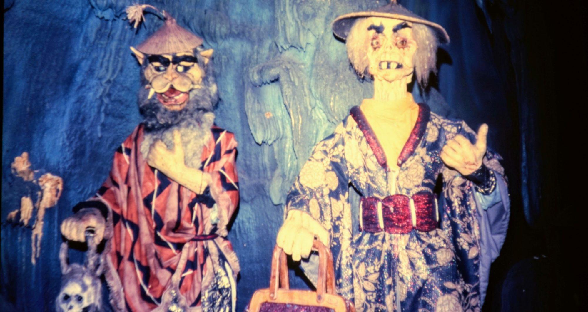 Die Geister-Rikscha im PHANTASIALAND   Hast Du das gewusst?