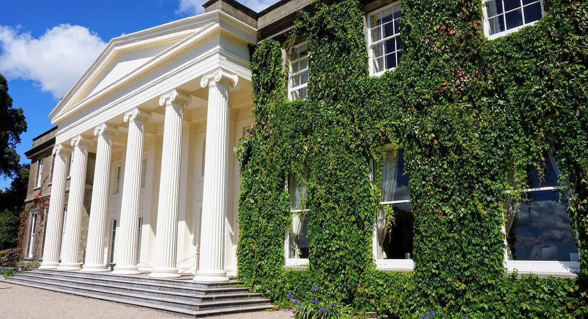 Trelissick House   Der schönste Garten in Cornwall